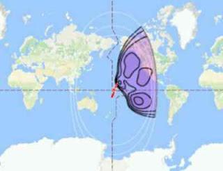 Daftar frekuensi dan simbol rate satelit nss 9