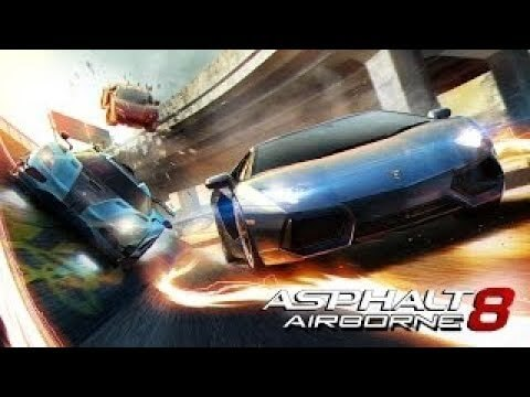 Asphalt 8 : Airborne - Buckle up for the best Arcade Racing Game !