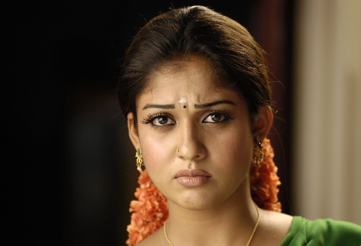 Nayantara Face Close Up Pics