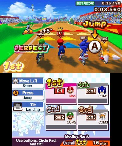 mario and sonic at the olympic games torrent