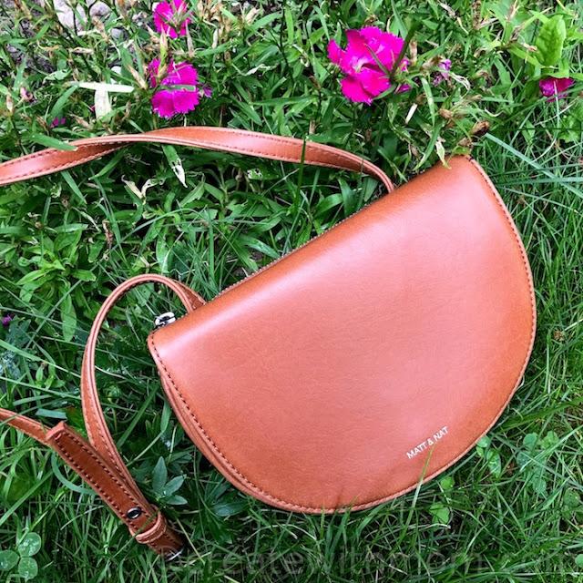 matt and nat indigo handbag