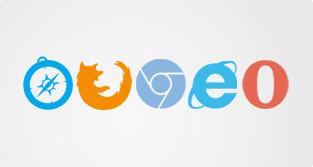 website diproses berbeda pada setiap browser