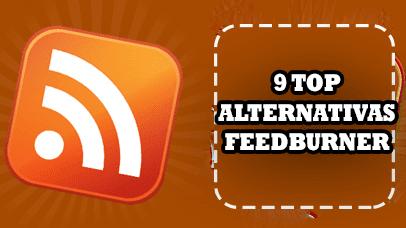 9 alternativas Feedburner 2016