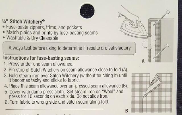 stitch witchery