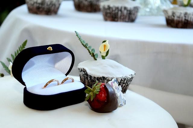 zimą ślub