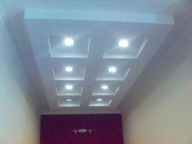 Furnitur Rumah Cara Pemasangan Plafon Gypsum