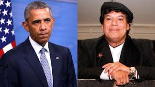 """La emotiva despedida de Barack Obama a Juan Gabriel: """"Trascendió fronteras y generaciones"""""""