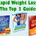TOP 3 WEIGHT LOSS DIETS AND HOW THEY HELP