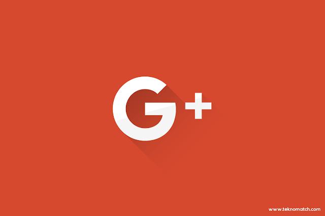 Google Resmi Tutup Google Plus Mulai 2 April 2019