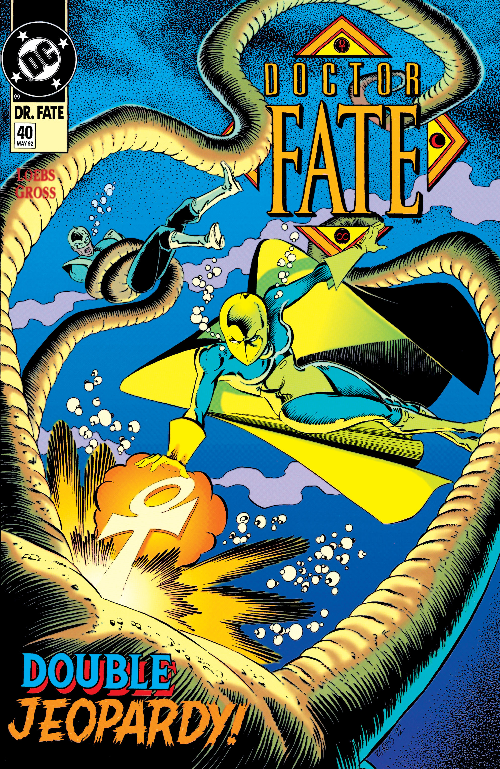 Doctor Fate (1988) 40 Page 1