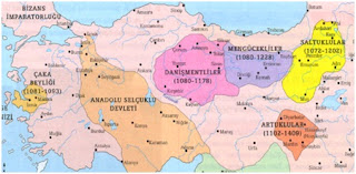 İlk Türk Beylikleri
