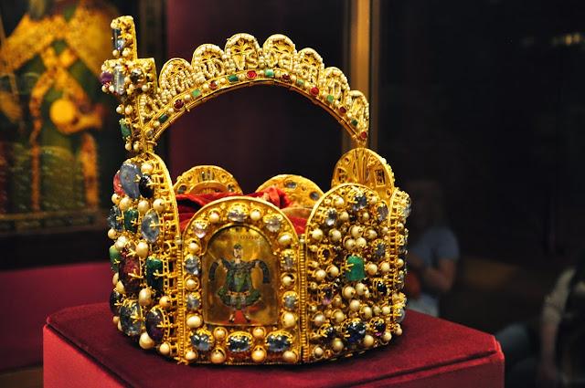 Korona rzeszy - korona cesarstwa niemieckiego - Reichskrone