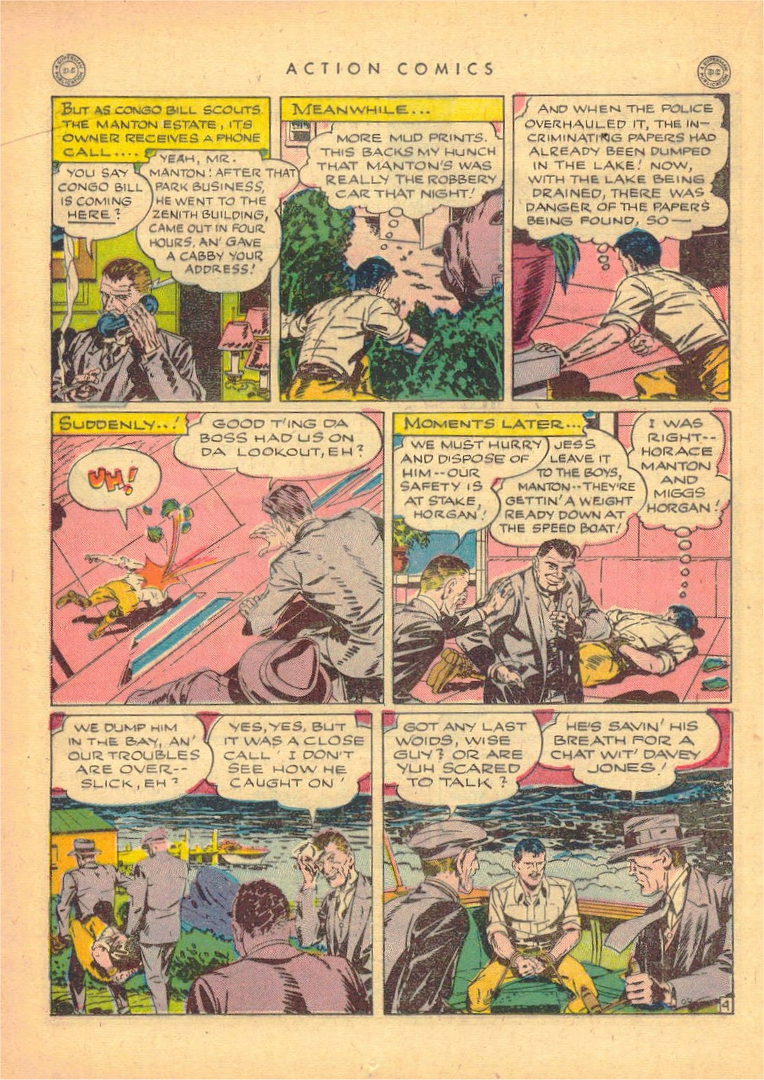 Read online Action Comics (1938) comic -  Issue #80 - 17