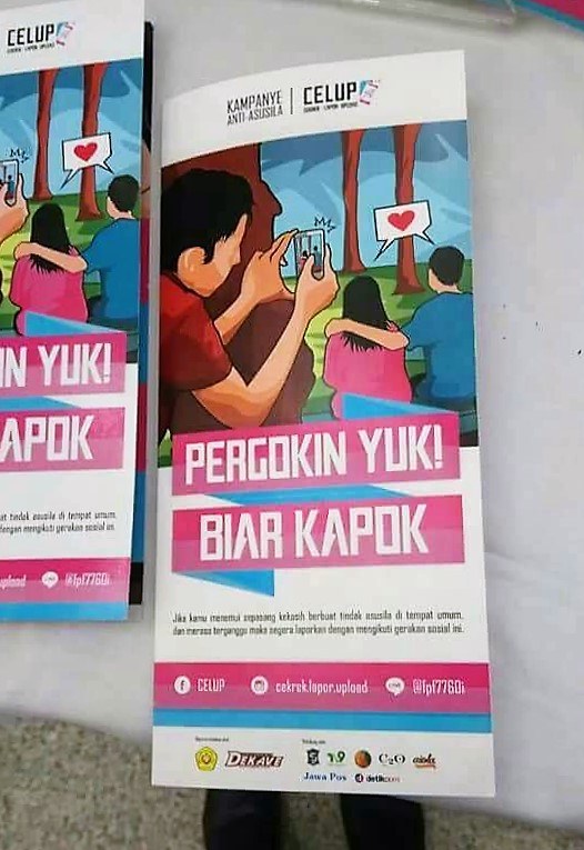 Membaca Fenomena CELUP Dalam Bingkai Tugas Kuliah: Sebuah Opini Mantan Mahasiswa Yang Nggak Kritis-Kritis Amat