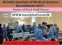 All India Institute of Medical Sciences Bhubaneswar Recruitment – 927 Staff Nurse