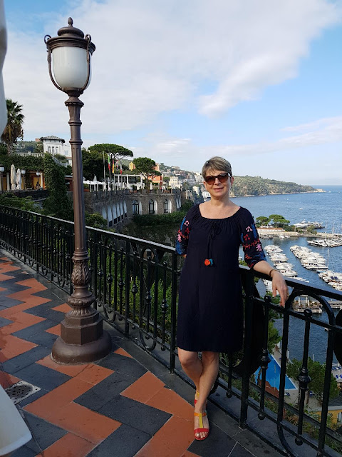 SORRENTO AND AMALFI COAST