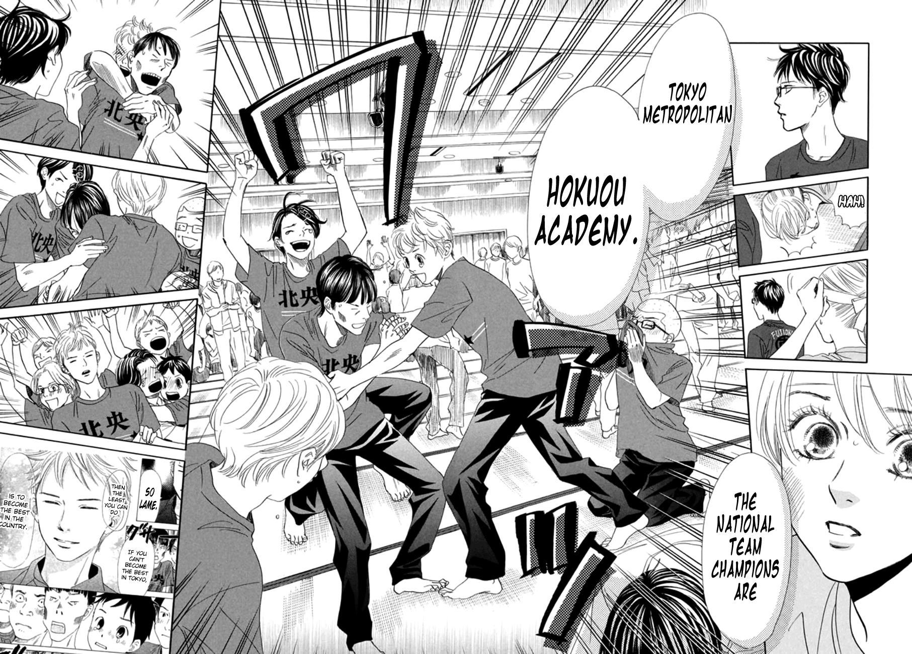 Chihayafuru - Chapter 127