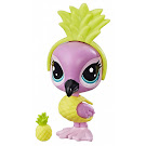 LPS Series 3 Hungry Pets Anana Flaminga (#3-57) Pet