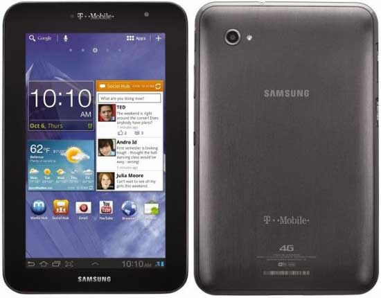 buy cheap samsung galaxy tab 7 plus in without contract