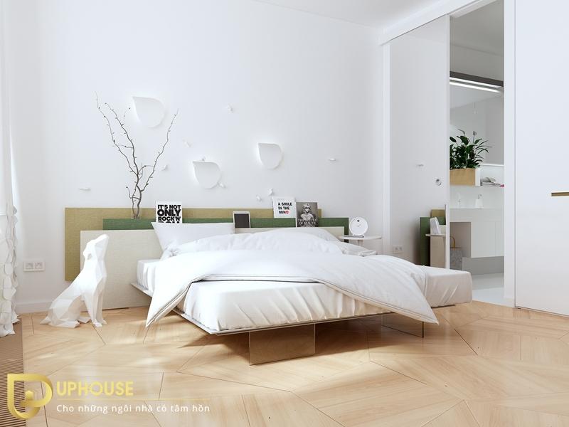 Phòng ngủ tối giản đẹp 01