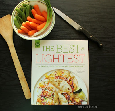 Best Light Recipes Food Network Book Review