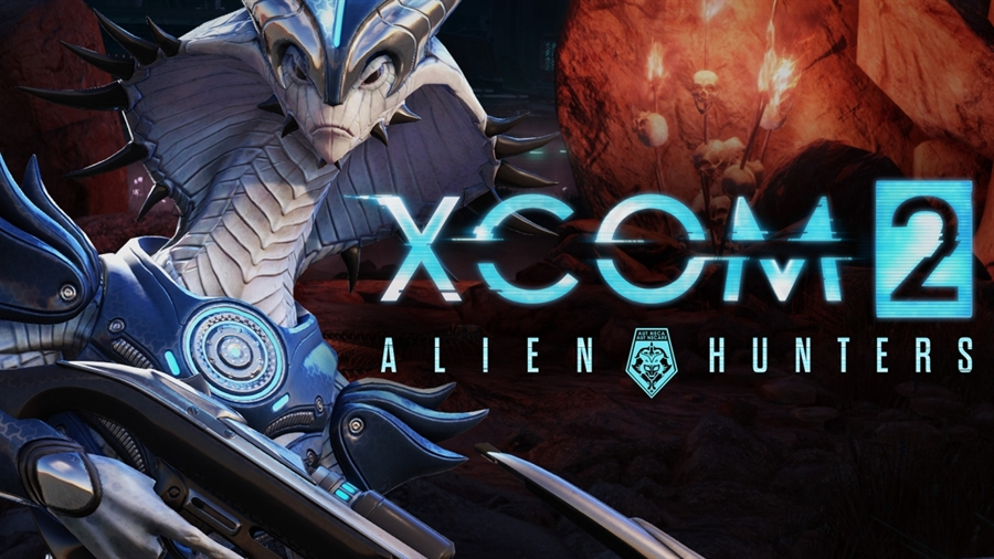 XCOM 2 Alien Hunters Download Poster