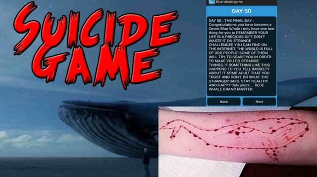 كيف تحمي ابنك من لعبة الحوت الأزرق