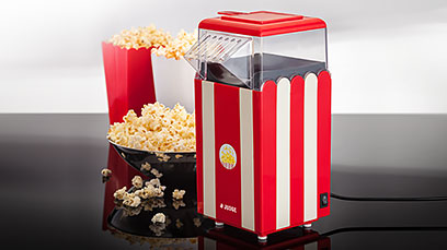 Judge Popcorn Maker