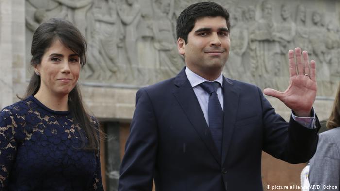 Renuncia el vicepresidente de Ecuador a ocho meses de las elecciones