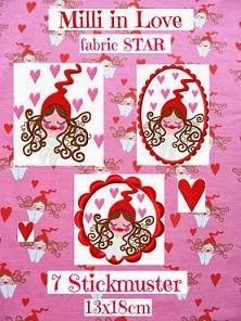 MILLI in LOVE fabricSTAR♥♥♥
