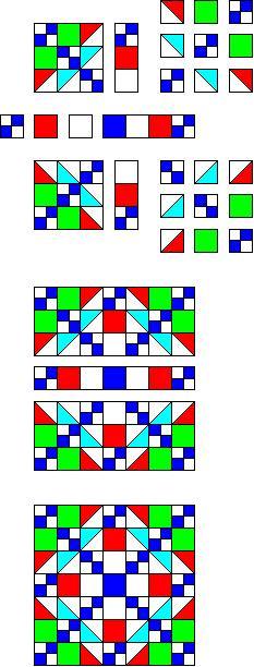 quilt pattern block tutorial