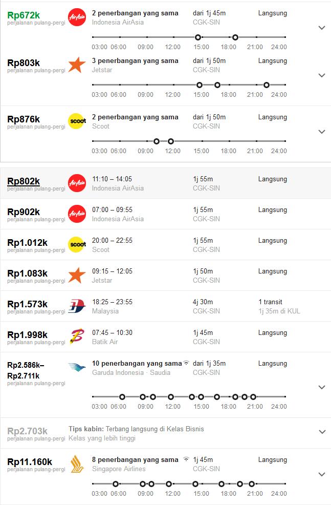 promo tiket pesawat ke singapore
