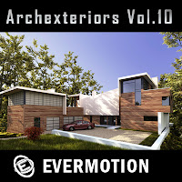 Evermotion Archexteriors vol.10 室外3D模型第9季下載