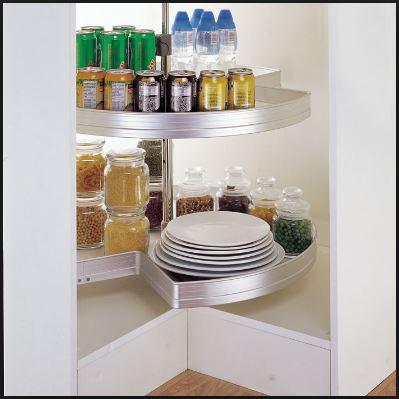 Cải tạo gian bếp hiệu quả nhanh chóng chỉ bằng phụ kiện nhà bếp inox