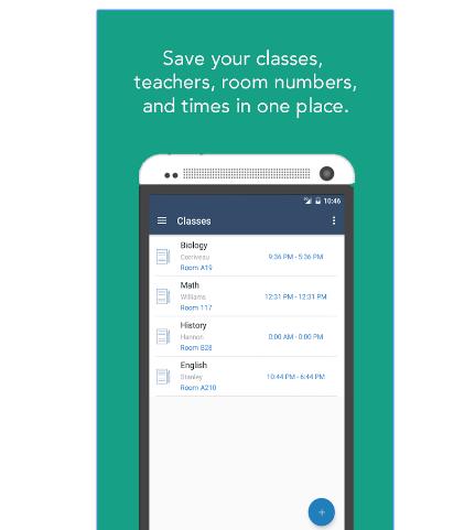Mygenda study app