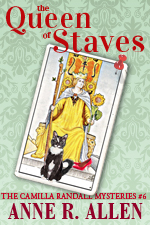 cover art: The Queen of Staves by Anne R. Allen