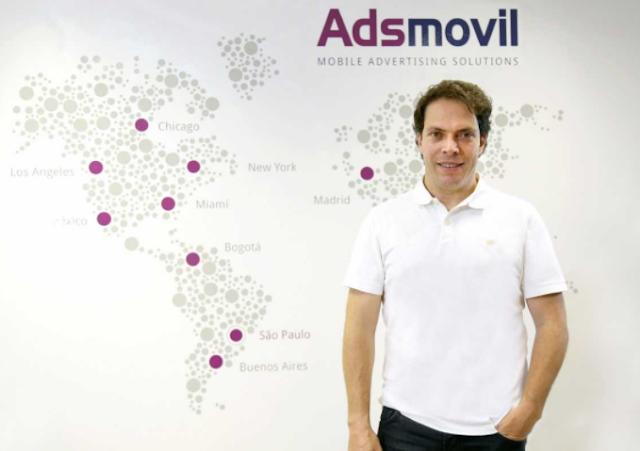 foto do CEO da Adsmovil