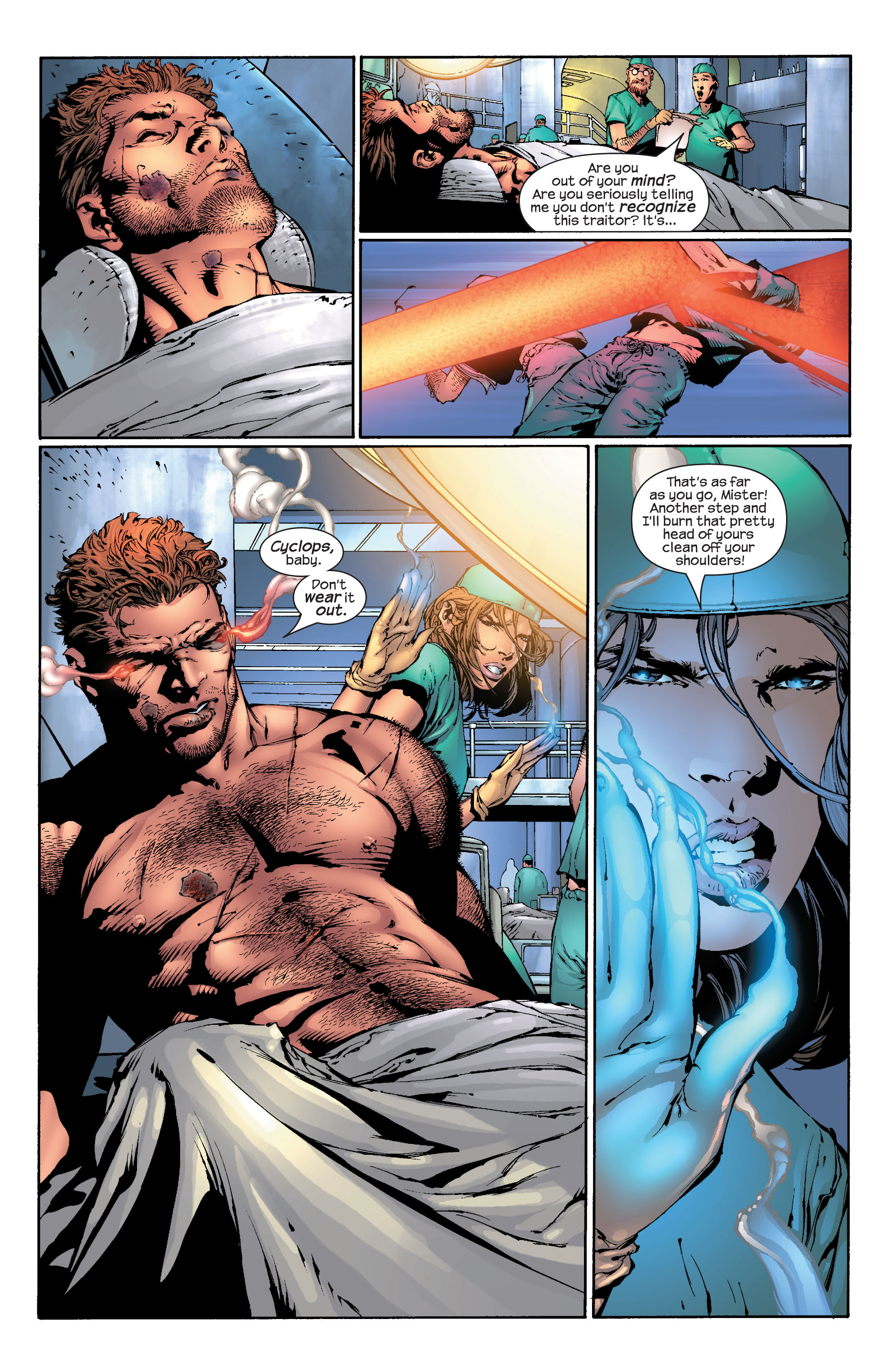 Read online Ultimate X-Men comic -  Issue #30 - 8