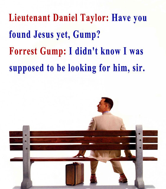Forrest Gump Movie Quotes