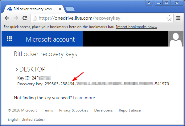 There's a script for that: Bitlocker everything - Store your