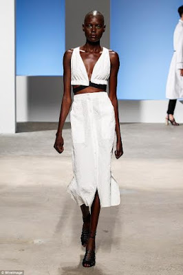 Ajak Deng retires from modelling