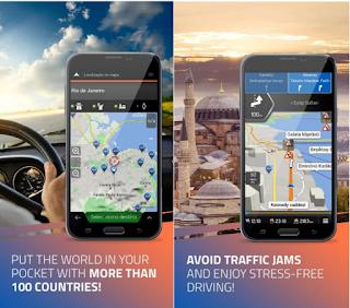 iGO navigation free