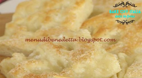 Focaccia dolce ricetta Parodi da Bake Off Italia 5
