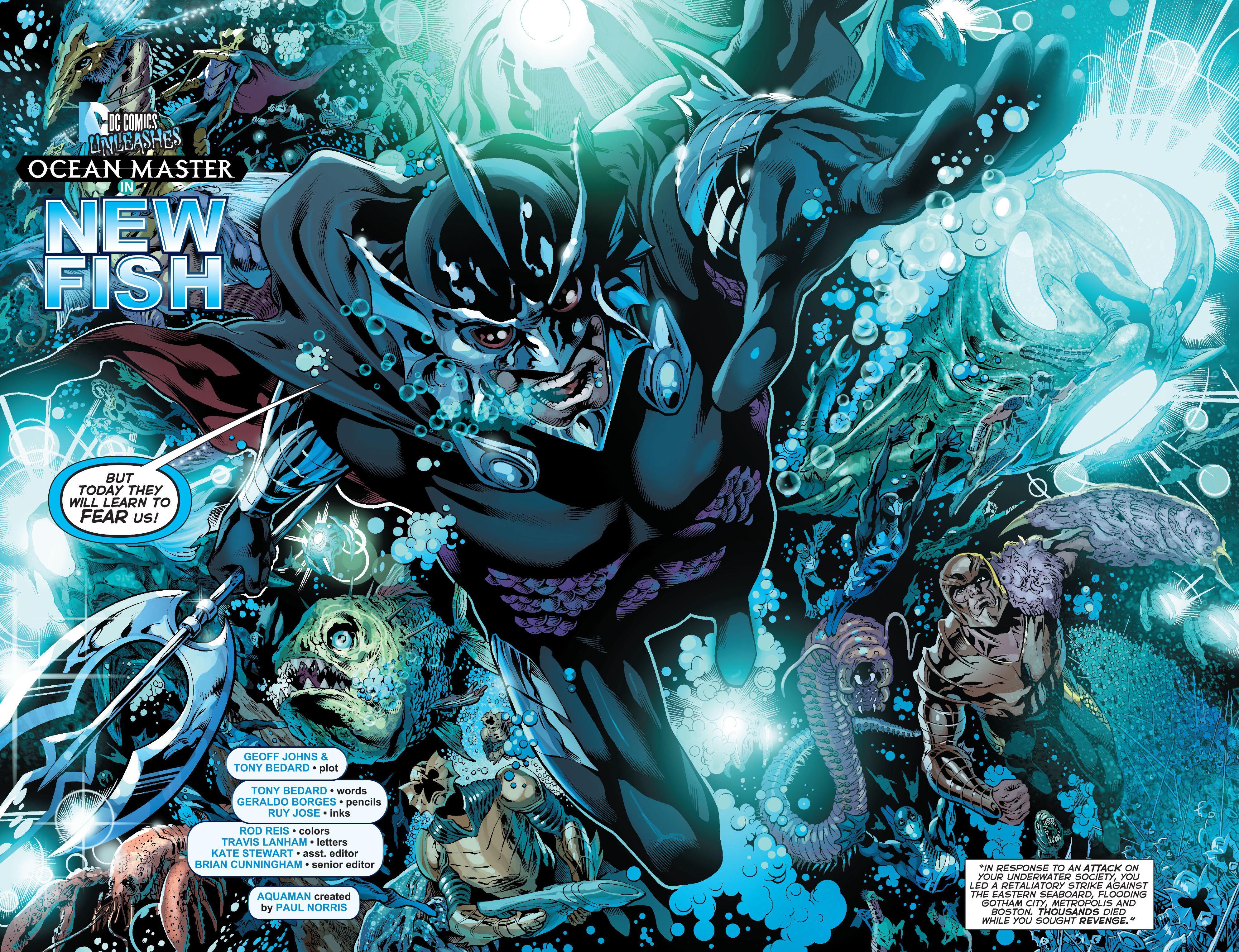 Read online Aquaman (2011) comic -  Issue #23.2 - 3