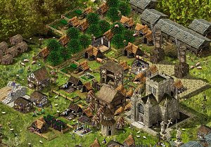 Stronghold Kingdoms free PC strategy MMO game