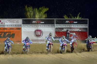 Fiat Professional: επίσημος συνεργάτης του Παγκόσμιου Πρωταθλήματος FIM Motocross