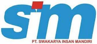 Lowongan Kerja PT. Swakarya Insan Mandiri April 2018