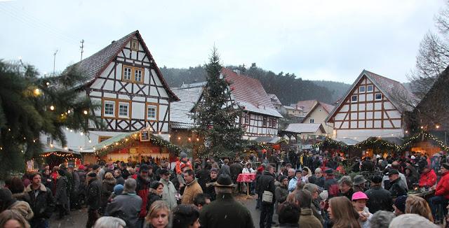 Weihnachtsmarkt Klingenmünster