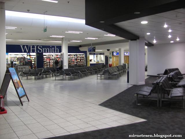 Аэропорт Кардиффа