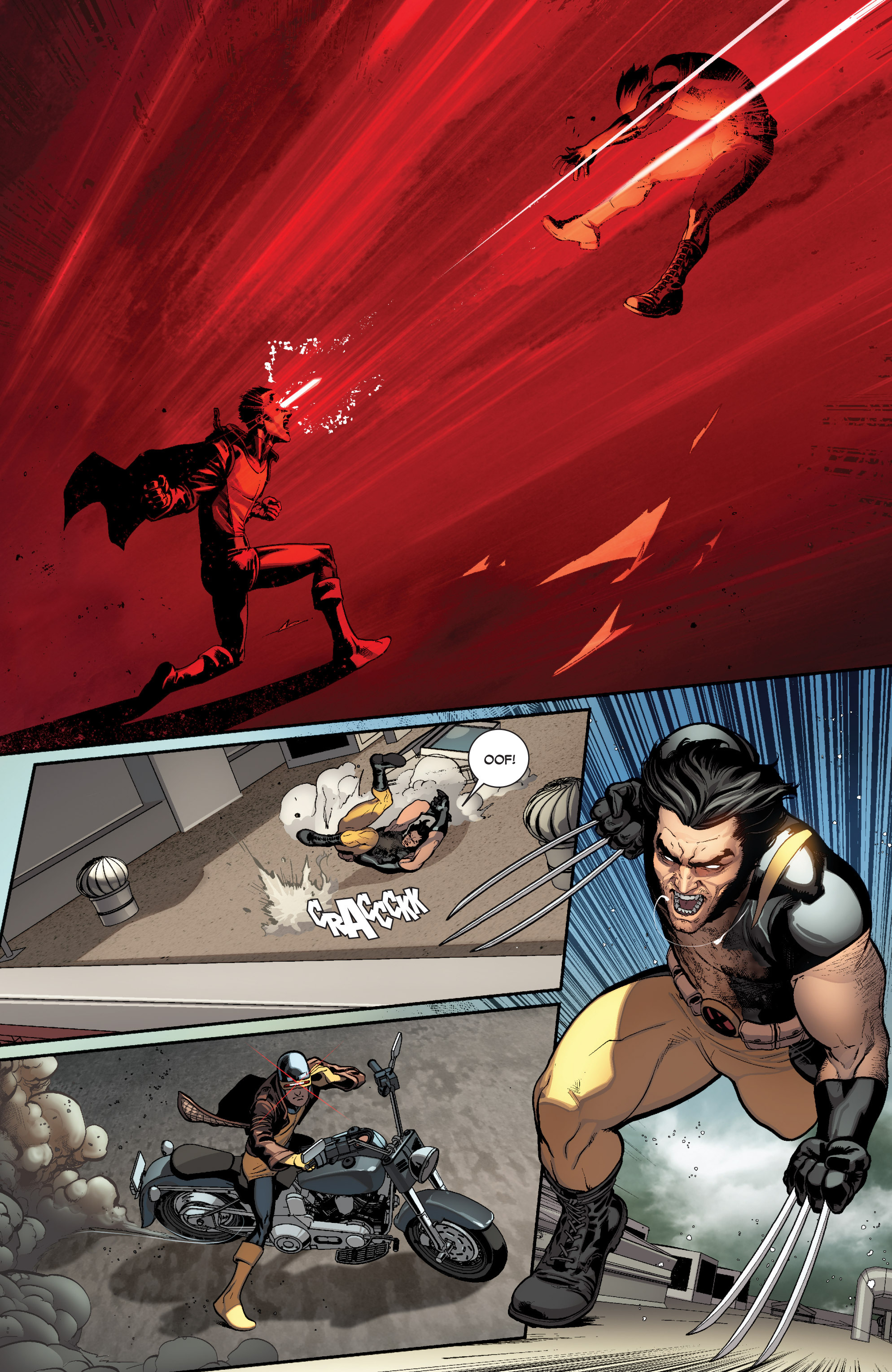 Read online All-New X-Men (2013) comic -  Issue # _Special - Here To Stay - 16